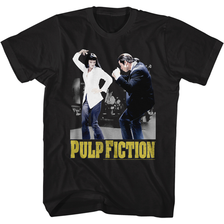 Pulp Fiction Dancing