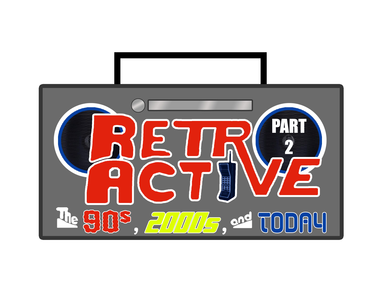 Retro Active Part 2 Boombox