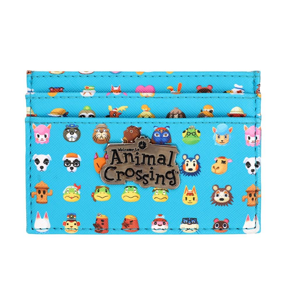 Animal Crossing Card Wallet