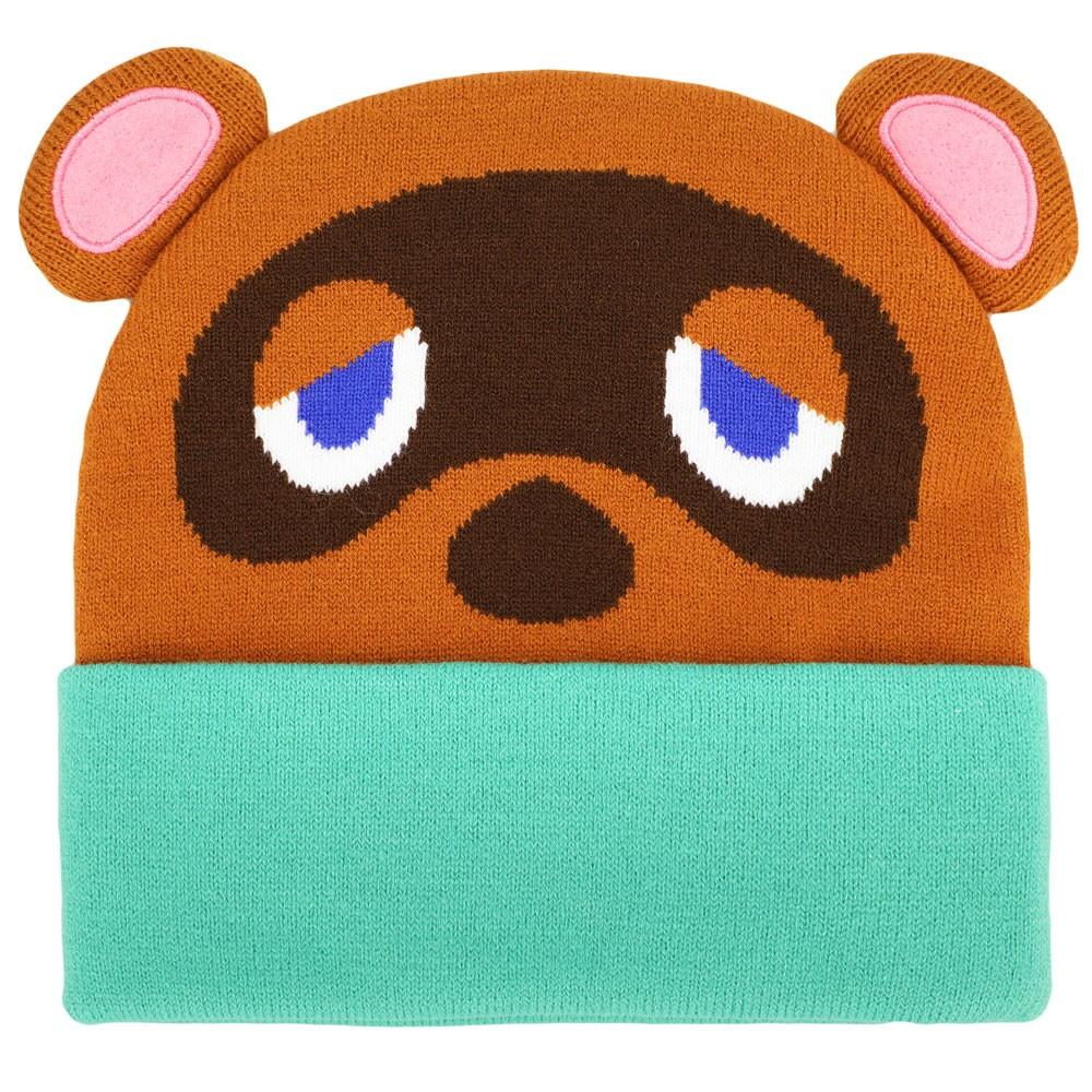 Animal Crossing Tom Nook Beanie