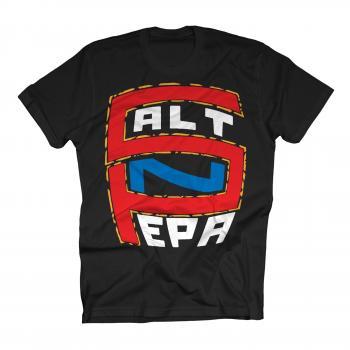 Salt N Pepa Logo
