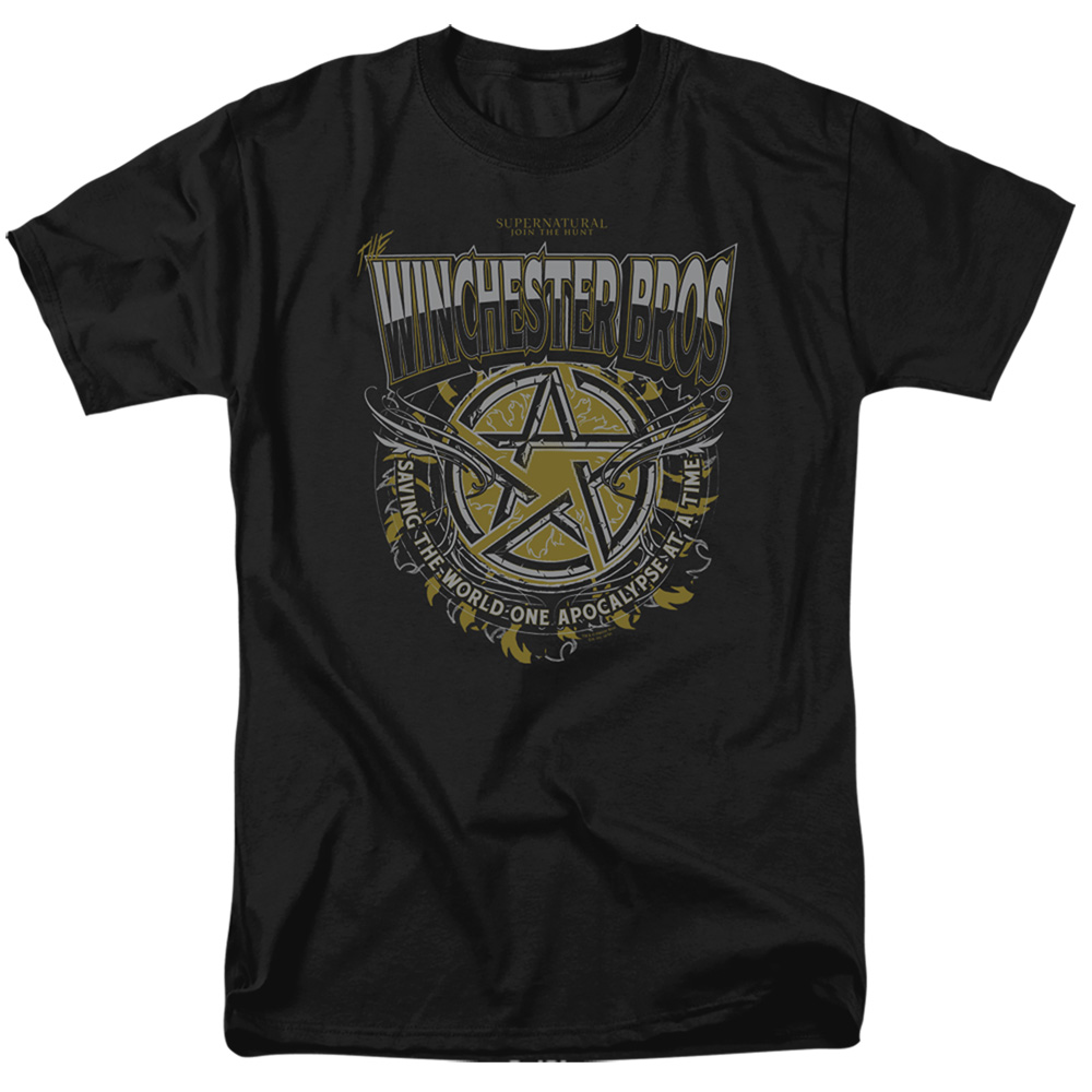 Supernatural Winchester Bros