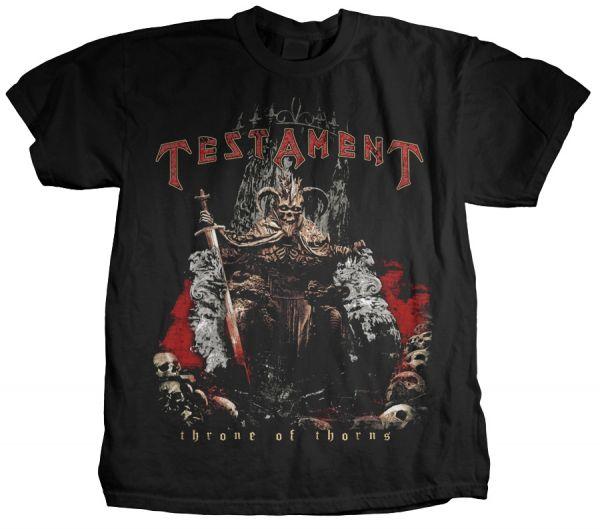 Testament Throne of Thorns