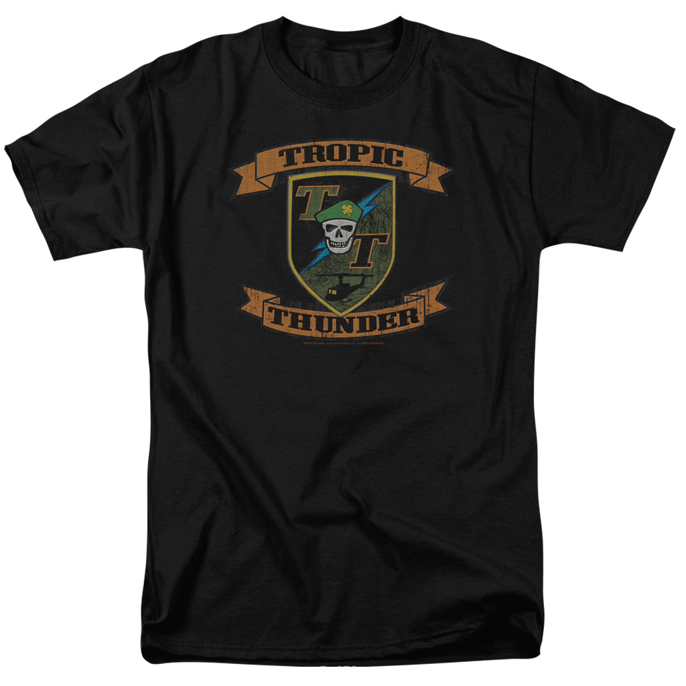 Tropic Thunder Patch