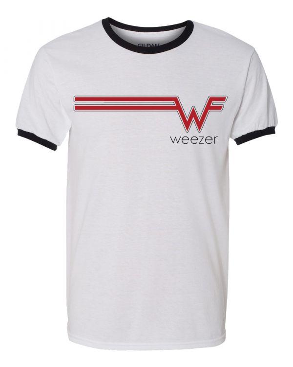 Weezer Logo Ringer