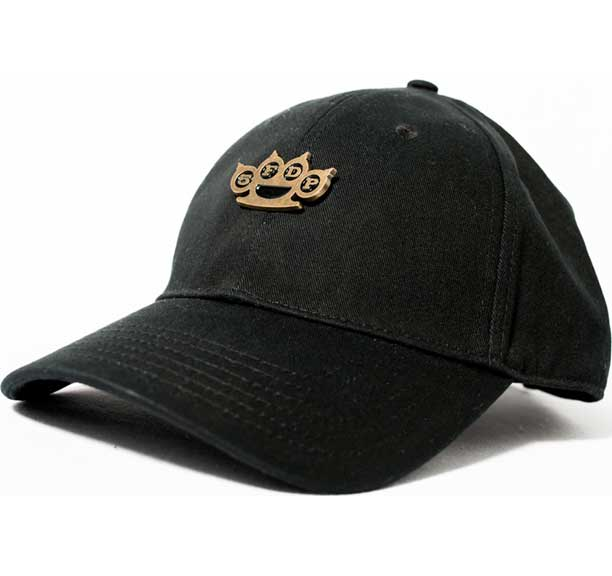 Five Finger Death Punch Brass Knuckles Hat