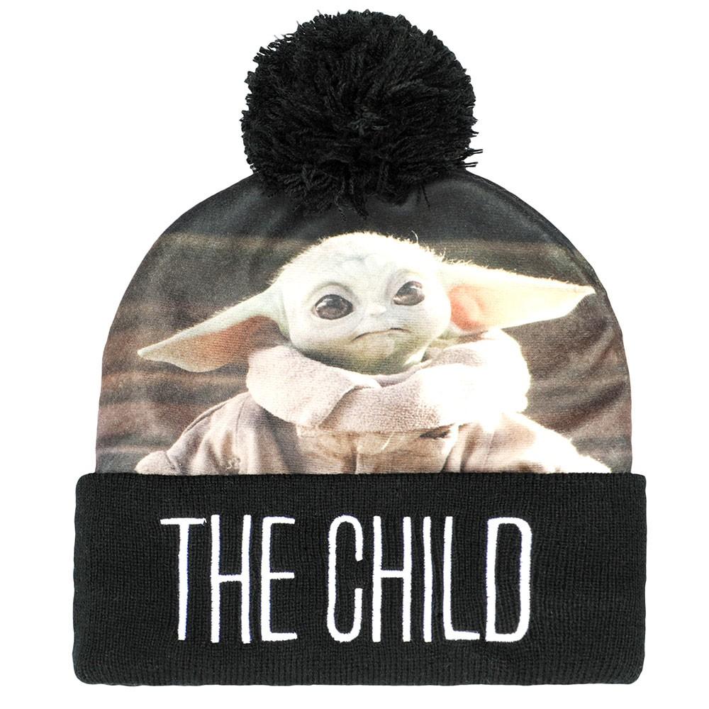 The Mandalorian The Child Beanie
