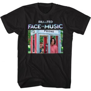 Bill & Ted Face the Music Phone Booth
