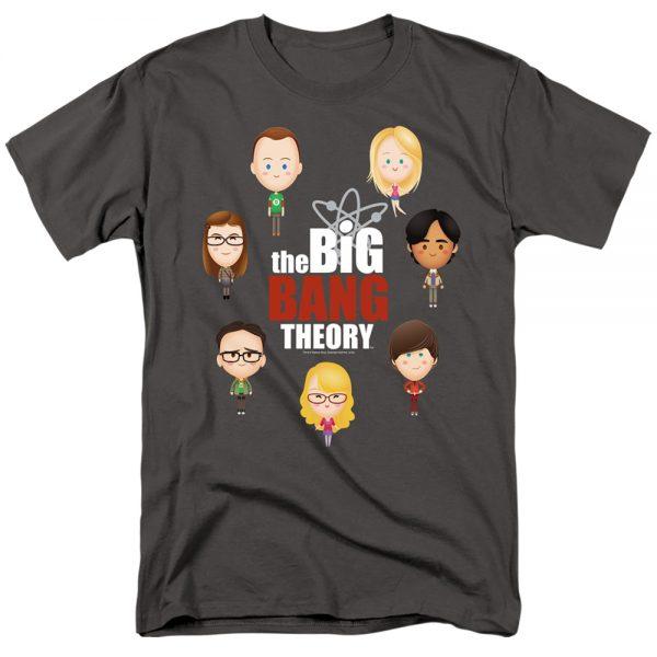 The Big Bang Theory Emojis