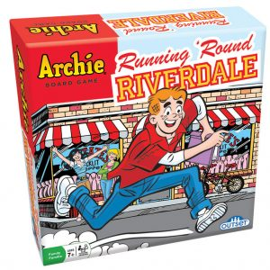 Archie Running Around Riverdale Game