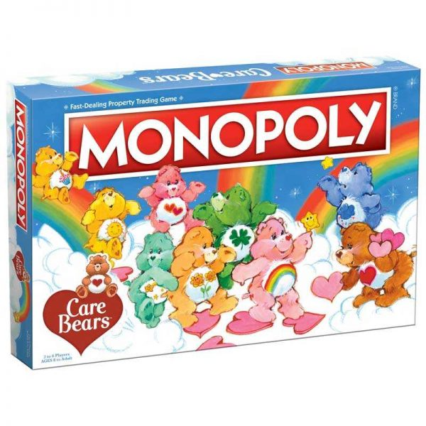 Care Bears Monopoly