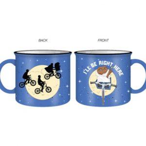 E.T. Moon Bike Camper Mug