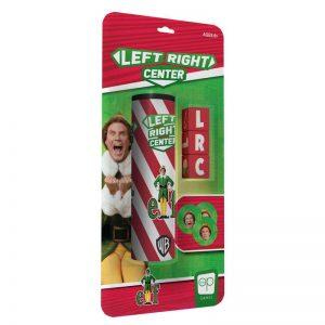 Elf Left Right Center