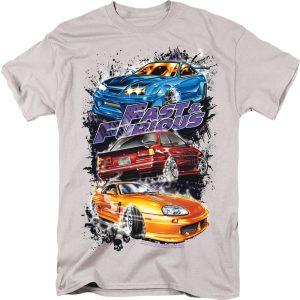 Fast & Furious Street Cars