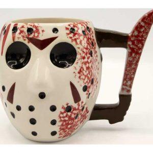 Friday the 13th Jason Mug