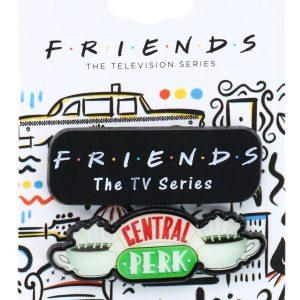 Friends 2pk Lapel Pins