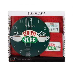 Friends Central Perk Kitchen Clock Set