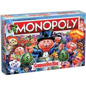 Garbage Pail Kids Monopoly
