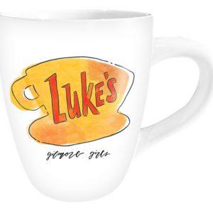 Gilmore Girls Luke's Diner Mug