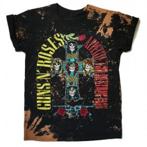 Guns N Roses Appetite Bleach