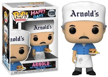 Happy Days Arnold Funko Pop Vinyl