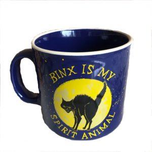 Hocus Pocus Binx Mug