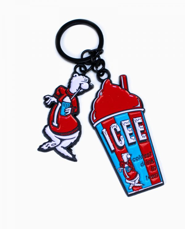 Icee Keychain