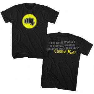 Karate Kid Strike First
