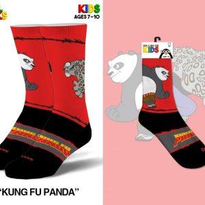 Kung Fu Panda Youth Socks