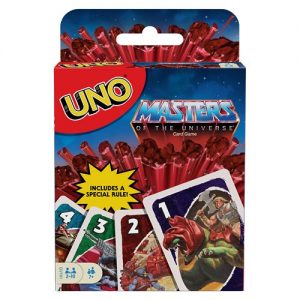 Masters of the Universe Uno Cards