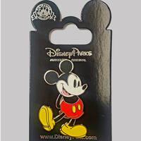 Mickey Classics Lapel Pin