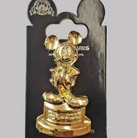 Mickey Gold Lapel Pin