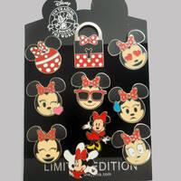 Minnie 10pc Pin Set