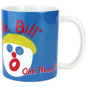 Mr. Bill Mug
