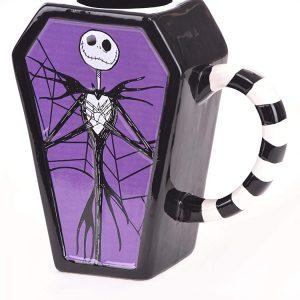 Nightmare Before Christmas 3D Coffin Mug