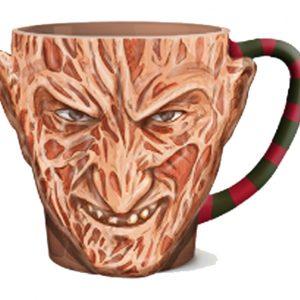 Nightmare On Elm Street Freddy Mug