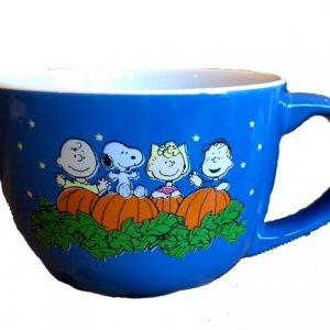 Peanuts Happy Halloween Mug