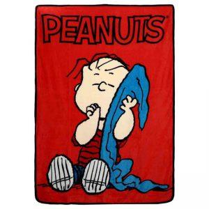 Peanuts Linus Blanket