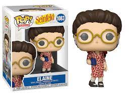 Seinfeld Elaine in Dress Funko Pop Vinyl
