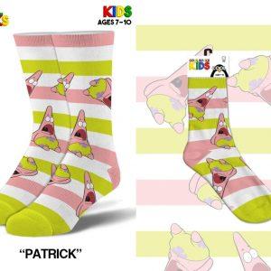 Spongebob Squarepants Patrick Youth Socks