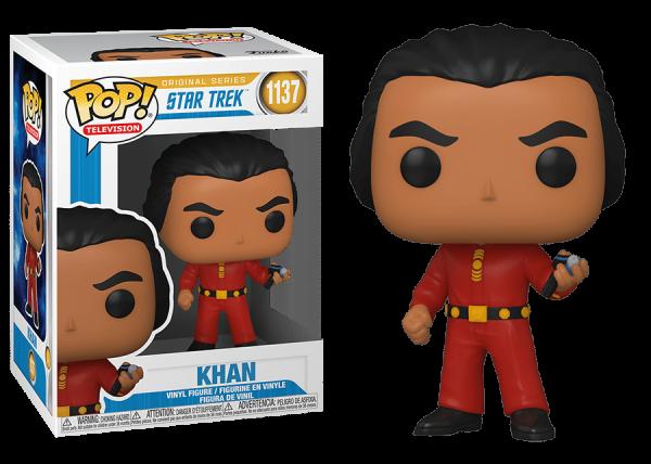 Star Trek Khan Funko Pop Vinyl
