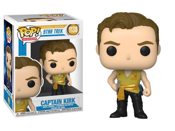 Star Trek Kirk Mirror Funko Pop Vinyl
