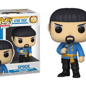 Star Trek Spock Mirror Funko Pop Vinyl