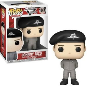 Starship Troopers Johnny Rico Funko Pop Vinyl