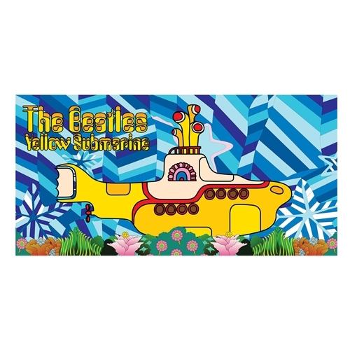 The Beatles Yellow Submarine Towel