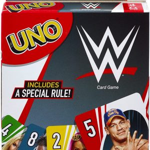 WWE Uno Cards